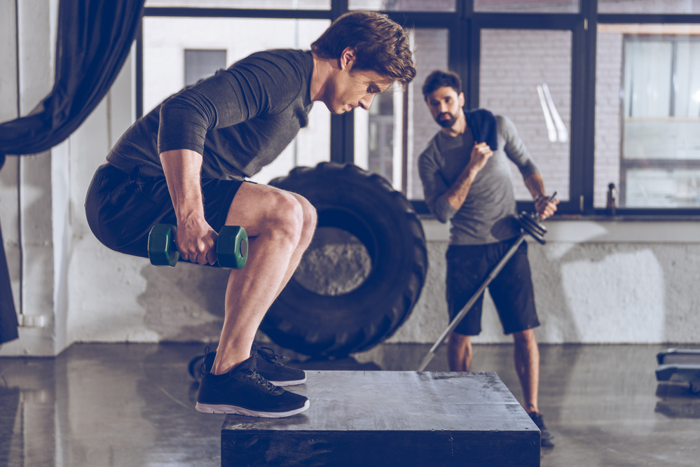 Music for high intensity interval training