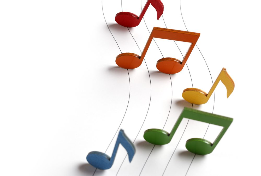 music is a good health resolution to have