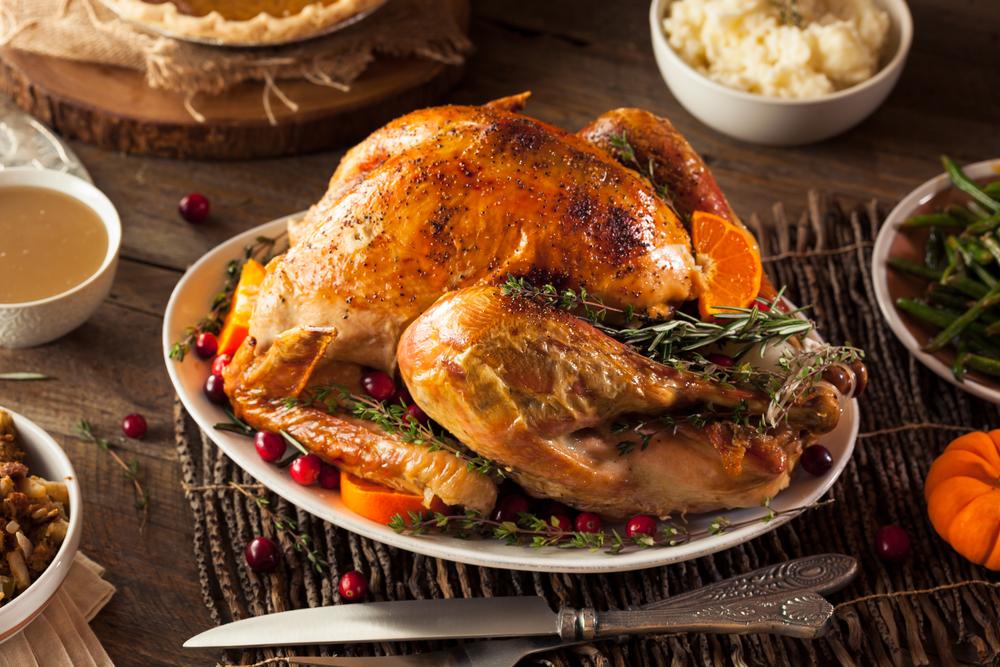 how to make a healthier Thanksgiving turkey