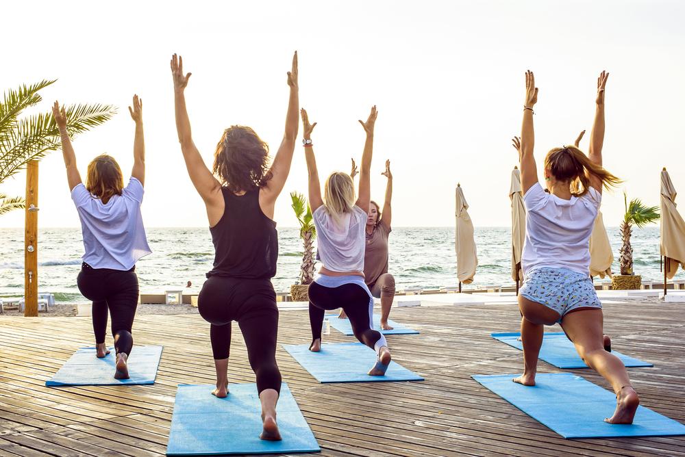 morning yoga music on youtube