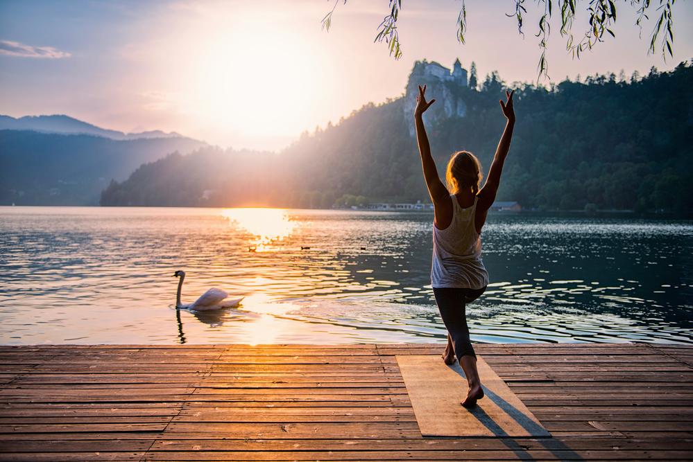 listen to music for yoga